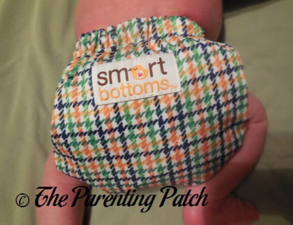 Emerson Smart Bottoms Born Smart Newborn Diaper 7
