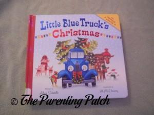Cover of Little Blue Truck's Christmas