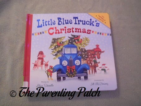 Cover of Little Blue Truck's Christmas