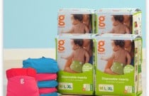 Hybrid Diapers: gDiapers