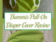 Bummis Pull-On Diaper Cover Review
