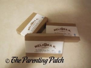 Meliora K No Frills Soap Bars 1