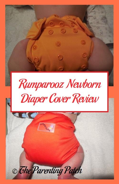 Rumparooz Newborn Diaper Cover Review