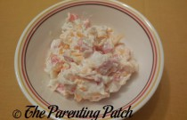 Easy Crab Salad Recipe