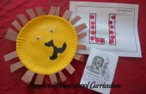 Preschool Homeschool Curriculum: Letter L Lesson Plan