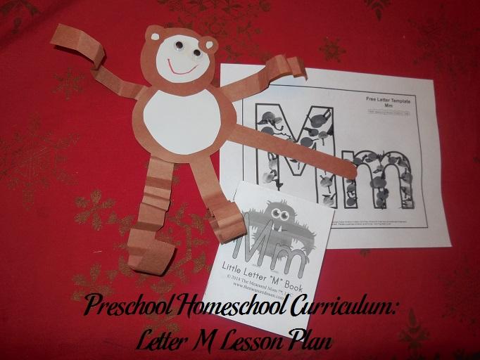 Letter M Preschool Activities