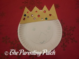 Paper Plate King