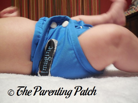 Indigo Imagine Newborn Diaper Cover 5