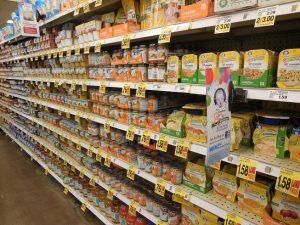 Kroger Baby Food Aisle