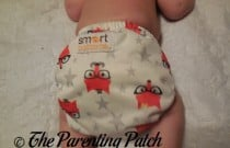 Fantastic Hipster Fox Smart Bottoms Smart One 3.1: Daily Diaper