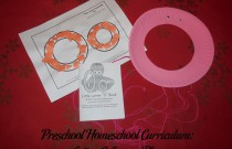 Preschool Homeschool Curriculum: Letter O Lesson Plan