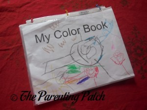 Cover of My Color Book