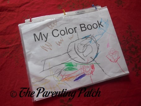 My Color Book\' Craft | Parenting Patch