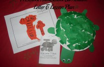 Preschool Homeschool Curriculum: Letter T Lesson Plan