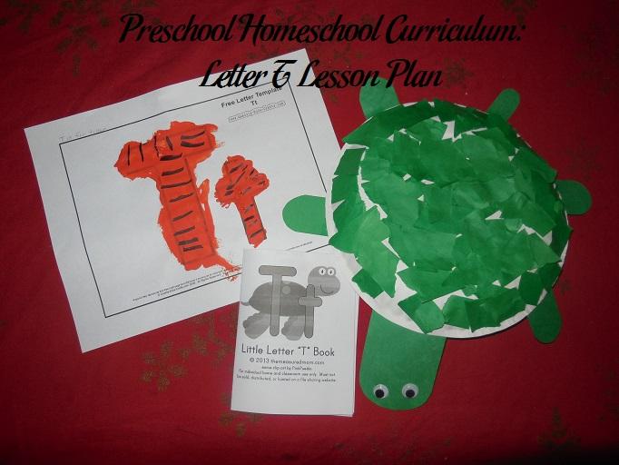 letter t lesson plan for preschool preschool homeschool curriculum letter t lesson plan 175