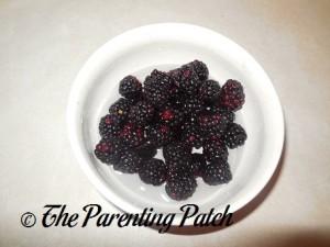 Raw Blackberries
