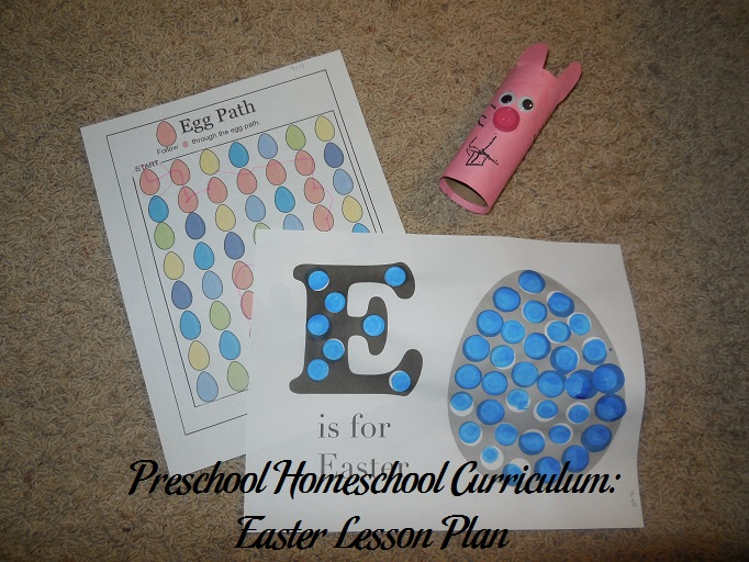 Easter Preschool Activities