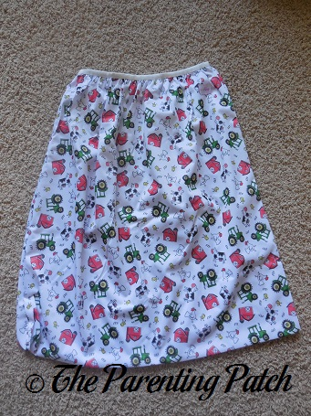 Farm ecoAble Cloth Diaper Pail Liner