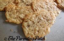 Parmesan Cheese Crisps Recipe