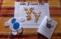 Preschool Homeschool Curriculum: Letter Y Lesson Plan