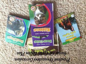 Animal Life Cycles Books