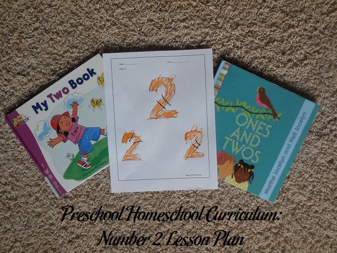 Number 2 Preschool Activities