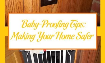 Baby-Proofing Tips: Making Your Home Safer