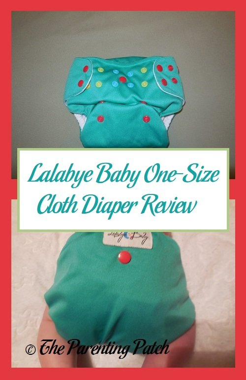 Lalabye Baby One-Size Cloth Diaper Review