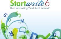 Startwrite 6.0 The Handwriting Worksheet Wizard Review