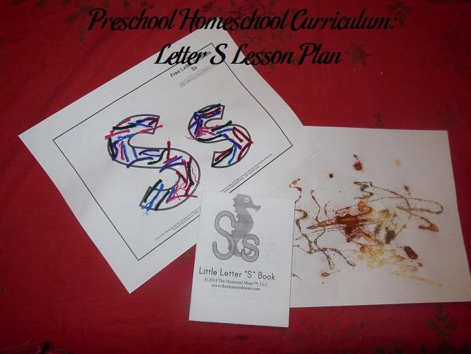 Letter S Preschool Activities