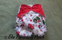 ecoAble Bamboo All-in-One Cloth Diaper with Pocket Review