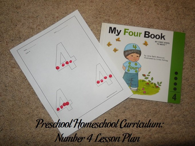 lesson plan preschool