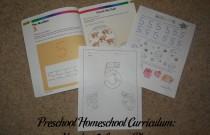 Preschool Homeschool Curriculum: Number 5 Lesson Plan