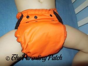 Trick or Cheeks AppleCheeks Envelope Diaper Cover 6
