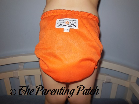Trick or Cheeks AppleCheeks Envelope Diaper Cover 9