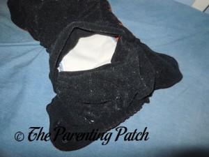 Large Best Bottom Diapers Insert in Size 2 AppleCheeks Envelope Diaper Cover