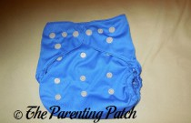 Diaper Junction One-Size Diaper Cover Review
