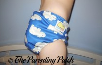 Blue Hippo Diaper Safari One-Size Diaper Cover: Daily Diaper