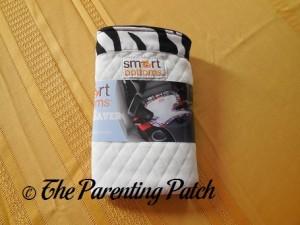 Zebra Smart Bottoms Seat Saver in Package