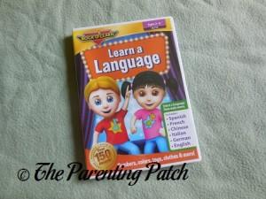 Rock 'N Learn Learn a Language DVD