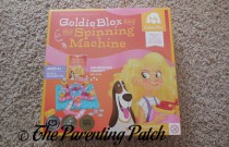 GoldieBlox and the Spinning Machine Review: Courtesy of The School Shop
