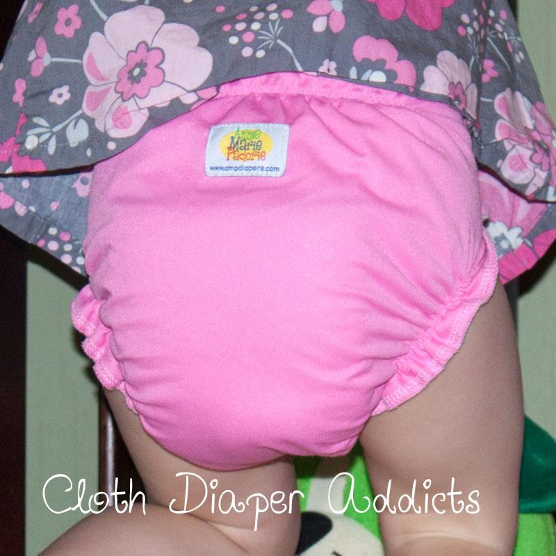 Bubblegum AMP Cloth Diaper 5