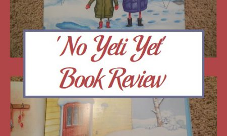 'No Yeti Yet' Book Review