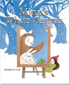 Mina's White Canvas