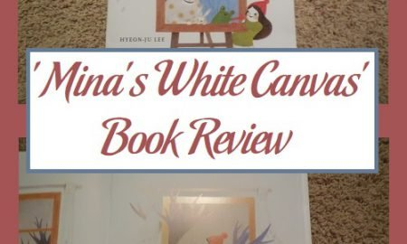 'Mina's White Canvas' Book Review
