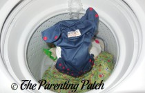 Prepping Natural Fiber Cloth Diapers and Inserts