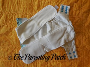 Soakers of Sweet Pea Diapers Bamboo All-in-One 2