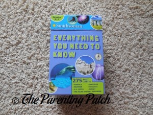 Smithsonian Everything You Need to Know Fact Cards: Grades K-1 1