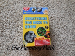Smithsonian Everything You Need to Know Fact Cards: Grades 2-3 1