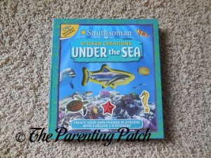 Smithsonian Sticker Creations: Under the Sea 1